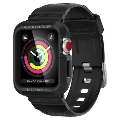 เคส SPIGEN Apple Watch 3/2/1 (42mm.) Rugged Armor Pro
