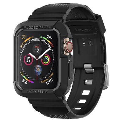 เคส SPIGEN Apple Watch 5/4 (44mm.) Rugged Armor Pro