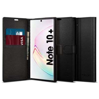 เคส SPIGEN Galaxy Note10+ Wallet S