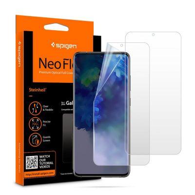 SPIGEN Galaxy S20+ Steinheil Film : Neo Flex HD (front 2)