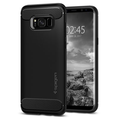 เคส SPIGEN Galaxy S8+ Rugged Armor