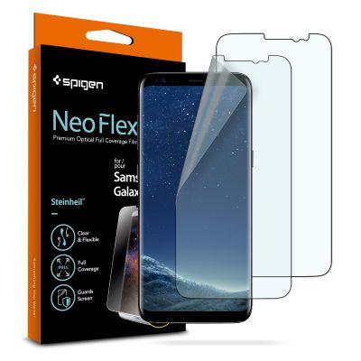 ฟิล์ม SPIGEN Galaxy S8 Steinheil Film