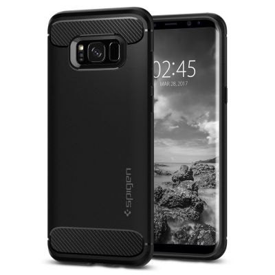 เคส SPIGEN Galaxy S8 Rugged Armor