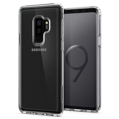 เคส SPIGEN Galaxy S9+ Slim Armor Crystal