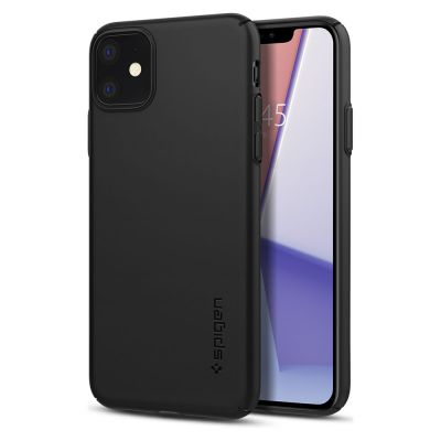 เคส SPIGEN iPhone 11 Thin Fit Air : Black