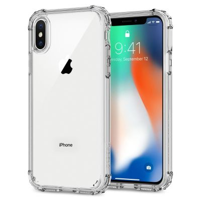 เคส SPIGEN iPhone X Crystal Shell