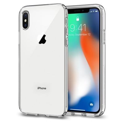 เคส SPIGEN iPhone X Liquid Crystal