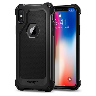 เคส SPIGEN iPhone X Rugged Armor Extra