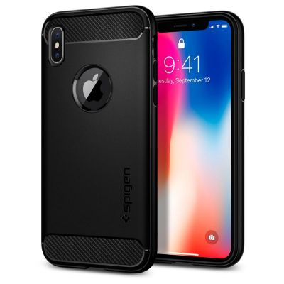 เคส SPIGEN iPhone X Rugged Armor