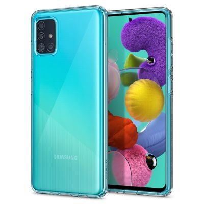 เคส SPIGEN Galaxy A51 Liquid Crystal