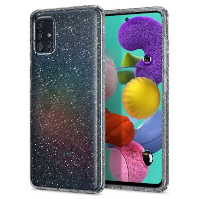 เคส SPIGEN Galaxy A51 Liquid Crystal Glitter