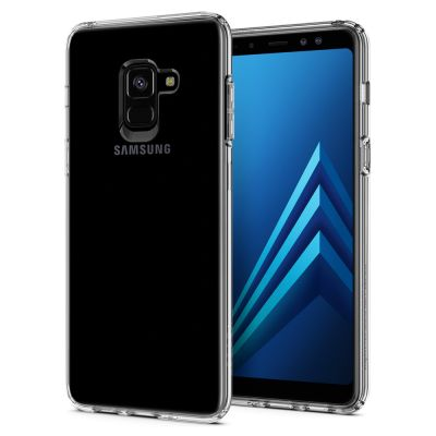 เคส SPIGEN Galaxy A8(2018) Liquid Crystal