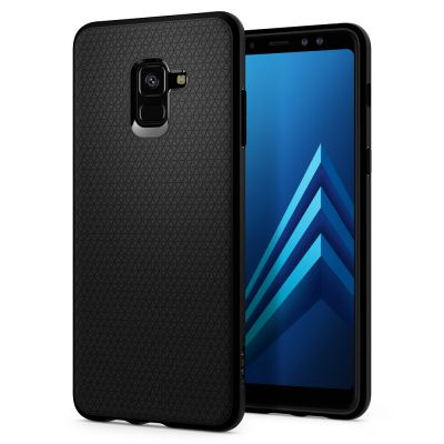 เคส SPIGEN Galaxy A8+(2018) Liquid Air