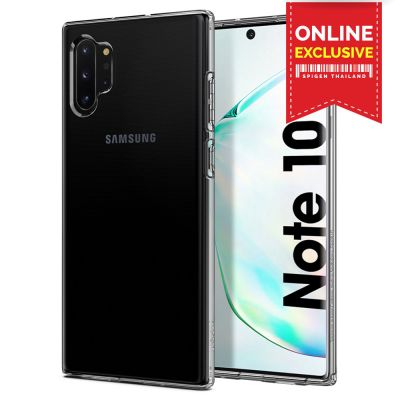 เคส SPIGEN Galaxy Note10+ Liquid Crystal