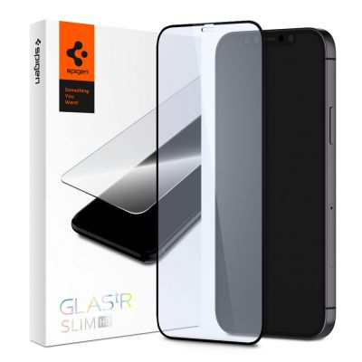 ฟิล์ม SPIGEN iPhone 12 Pro Max Tempered Glass