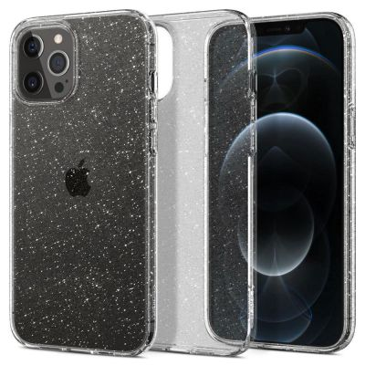 เคส SPIGEN iPhone 12 Pro Max Liquid Crystal Glitter