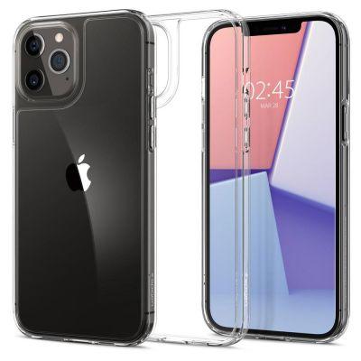 เคส SPIGEN iPhone 12 Pro / 12 Quartz Hybrid