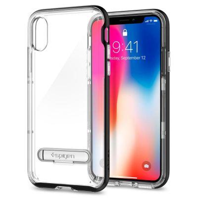 เคส SPIGEN iPhone X Crystal Hybrid