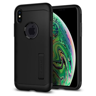 เคส SPIGEN iPhone XS Max Slim Armor